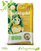 Solid Gold Holistique Blendz 抗敏減肥狗糧 15LB